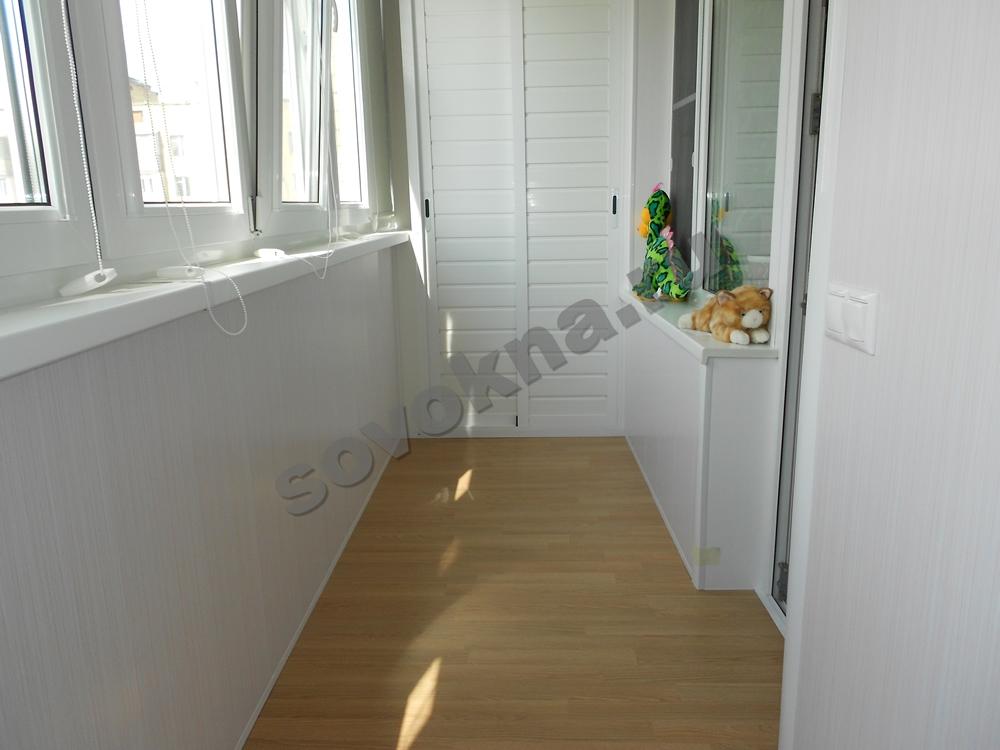 Варианты шкафов для балкона дома п44т.